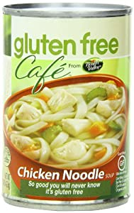 Gluten Free Cafe Chicken Noodle Soup, 15 Ounce (Pack of 12)