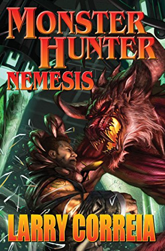 Monster Hunter Nemesis (Monster Hunters International Book 5)