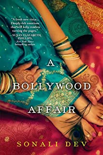 Book Cover: A Bollywood affair