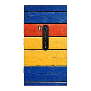 Gorgeous Wood Decks Back Case Cover for Lumia 920