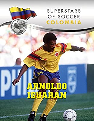 Arnoldo Iguarán (Superstars of Soccer ENGLISH)