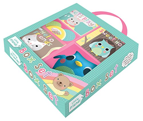 Little Friends Gift Set front-833126