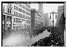 St. Patrick's Day Parade, March 17, 1913