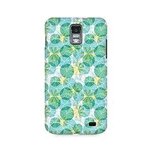 Ebby Beach Day Premium Printed Case For Samsung S2 I9100/9108
