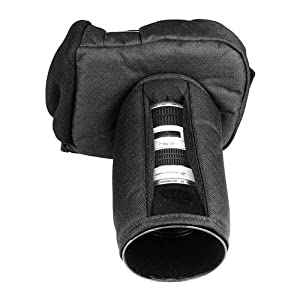 Camera Muzzle SLR, Sound Muffling Enclosure for Canon and Nikon Digital SLRs