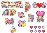 Carson Dellosa Valentine s Day Bulletin Board Set (110060)