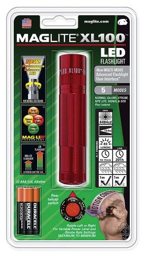Mag-Lite XL100-S3036 LED-Taschenlampe