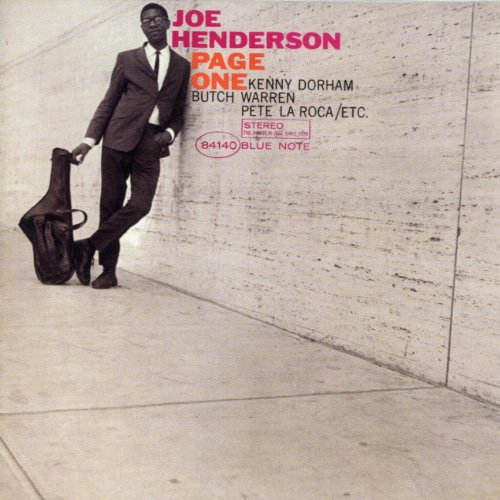 Joe Henderson – Page One (1963/2013) [Official Digital Download 24bit/192kHz]