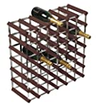 RTA 42-Bottle Pre-Assembled Wine Rack...