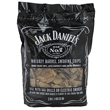Jack Daniels 01749 Wood BBQ Smoking Chips