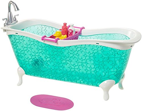 Barbie Story Starter Bathtub Playset