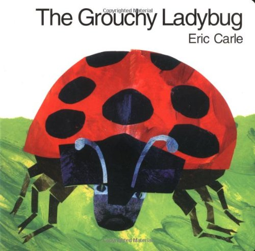The Grouchy Ladybug back-675069