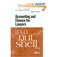 Books business investing finance godrules online store accounting and finance for lawyers in a nutshell 4th edition in a nutshell west publishing 9780314207876 charles h meyer books fandeluxe Image collections