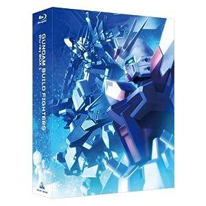 ガンダムビルドファイターズ Blu-ray Box 1 [スタンダード版] <期間限定生産 2015/03/25まで> (Amazon)