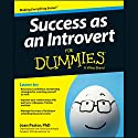 Success as an Introvert for Dummies Hörbuch von Joan Pastor PhD Gesprochen von: Cassandra Campbell