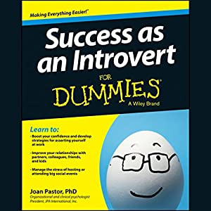 Success as an Introvert for Dummies Audiobook