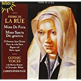 Pierre de La Rue: Missa De Feria