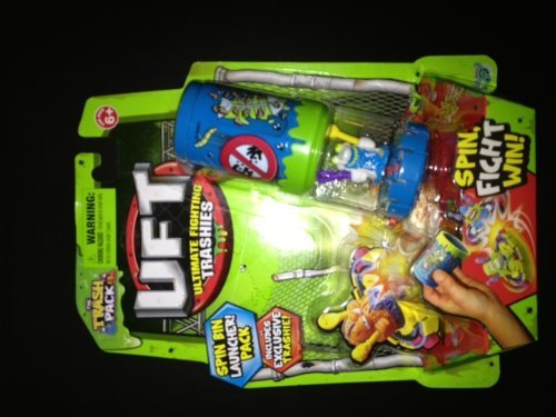 The Trash Pack UFT Ultimate Fighting Trashies Single Pack - 1