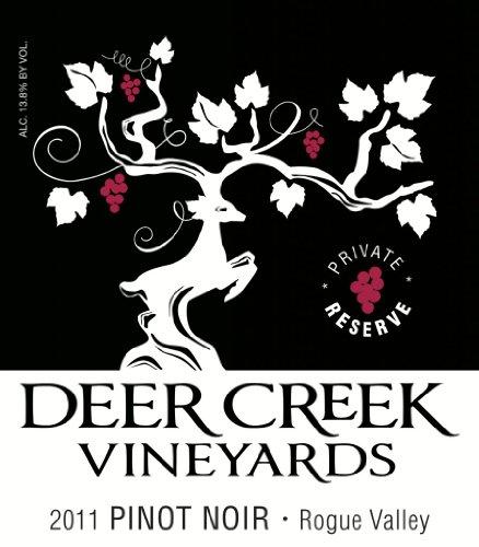 2011 Deer Creek Vineyards Pinot Noir, Rogue Valley 750 Ml