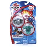 "Bakugan Battle Brawlers Season 2 Bakuneon Series, New Vestroia Starter Pack - "" NOT Randomly Picked"", Shown As In The Picture!(b) ~ Spin Master"