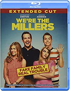 We're the Millers (Blu-ray+DVD)
