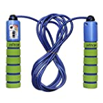 Hitop Adjustable Light Jump Rope For...