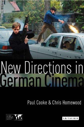 New Directions in German Cinema (Tauris World Cinema)