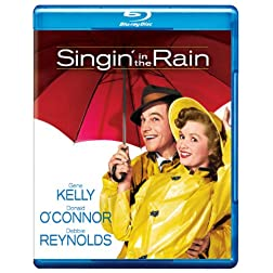 Singin in the Rain 60th Anniversary [Blu-ray]