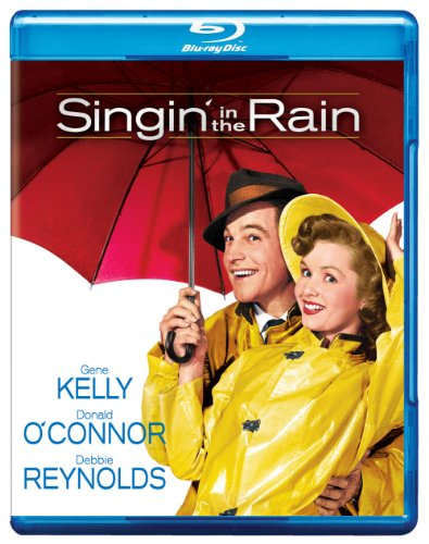 Cover art for  Singin in the Rain (60th Anniversary) [Blu-ray]