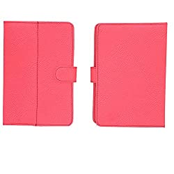 7&Seven G8 SOFT LEATHER FLIP FLAP CASE COVER POUCH CARRY STAND FOR HCL ME U1 TAB TABLET 7