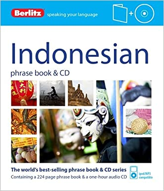 Berlitz Indonesian Phrase Book & CD