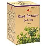 Health King  Blood Pressure Herb Tea, Teabags, 20-Count Box (Pack of 4)