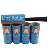 Lint Roller - Pet Hair Remover - Pack of 5