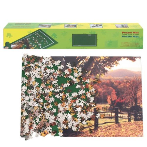 Puzzlerolle Puzzlematte inklusive 1000 Teile