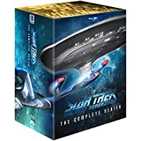 Star Trek: The Next Generation The Complete Series on Blu-ray