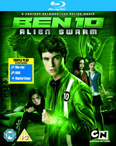 Ben 10: Alien Swarm (Includes a Digital Copy) [Blu-ray]