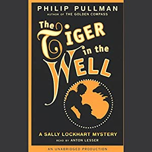 The Tiger in the Well Audiobook