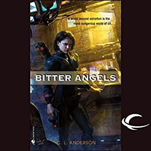 Bitter Angels Audiobook
