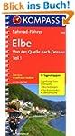 Elbe Bd. 1: Fahrradf�hrer mit Top-Rou...