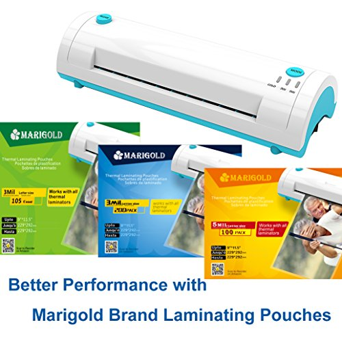 Marigold-9-Pouch-Thermal-Laminator-2-Roller-Laminating-Machine-LM905