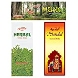 Amrutha Aromatics Assorted Incense Sticks 100G (Pack Of 3 )