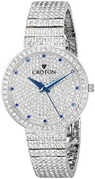 Croton CN207541RHPV Balliamo Pave Women's Watch