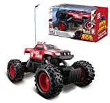 Remote Control 4WD Tri-Band Off-road Rock Crawler RTR Monster Truck Picture