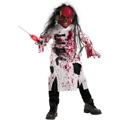 Demented Doctor Costume