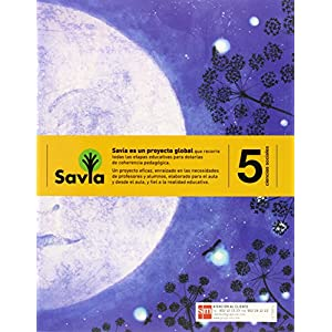 Ciencias sociales. 5 Primaria. Savia. Madrid [LOMC
