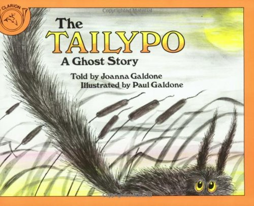 The Tailypo: A Ghost Story (Clarion books)