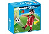 Playmobil Sports & Action 4734 Football Player - Portugal