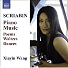 Piano Music - Poems / Waltzes / Dances