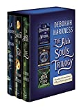 Deborah Harkness The All Souls Trilogy Boxed Set: A Discovery of Witches/Shadow of Night/The Book of Life [With Diana's Commonplace Book Ltd/E]