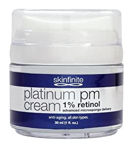 Skinfinite 1% Retinol Night Cream: Amazon.co.uk: Beauty